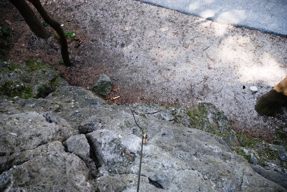 Mödlinger Klettersteig : Albert milde mödlinger klettersteig rückblick b