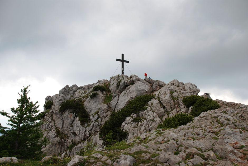Klettersteig Hochlantsch : Albert milde franz scheikl klettersteig blick zum
