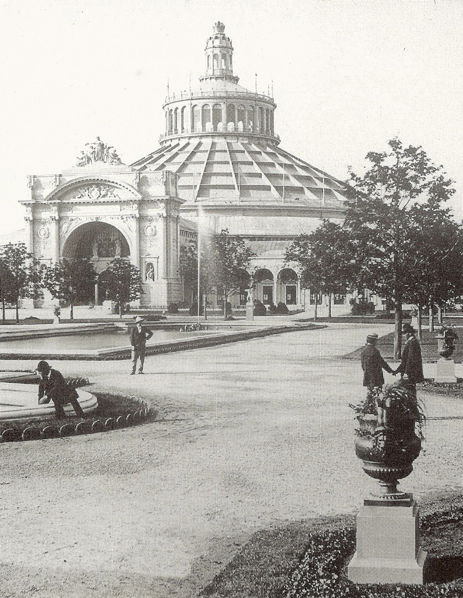 Archivbild: Wien, Rotunde