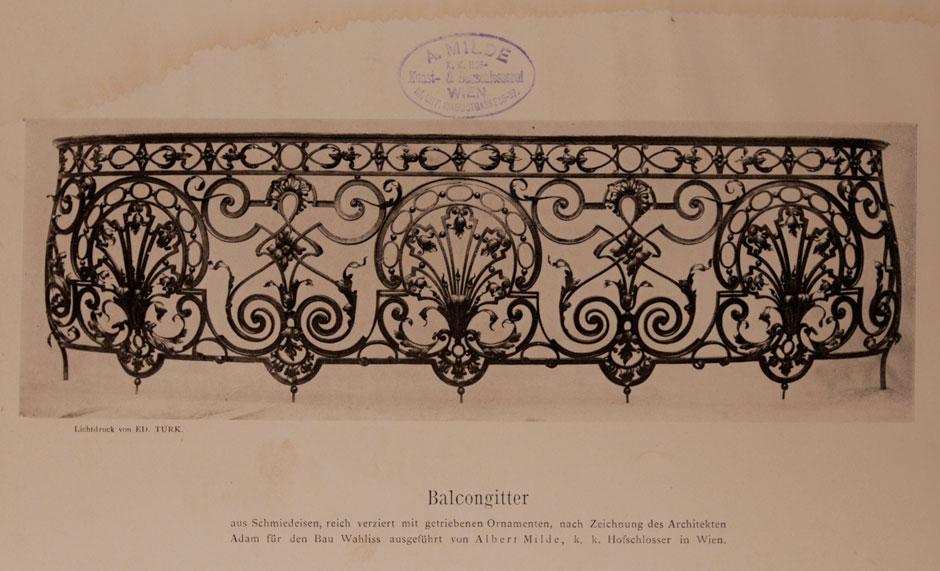 kk albert milde palais wahliss 1040 wien argentinierstra e 21. Black Bedroom Furniture Sets. Home Design Ideas